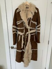 Punto,100% Shearling Coat, Italian,Super Warm,Amazing Condition
