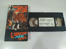 New Kids on the Block Hangin Tough Live 1989 - VHS Cinta Tape - 2T