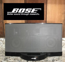 Bose Sounddock Series 2- 30 pin iPod iPhone Docking Station Black Tested