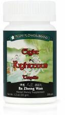 Plum Flower, Eight Righteous Teapills, Ba Zheng San Wan, 200 ct