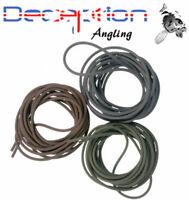 Tungsten Rig Tubing Green Brown Grey 2m Heavy Carp Tackle Deception Angling