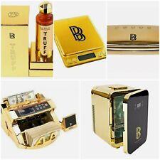 Ben Baller Set Gold Money Counter Scale Vacuum Sealer Truff Fridge