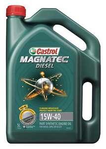 MAGNATEC Diesel 15W-40 Engine Oil 5L