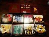 Motown Essentials - Michael Jackson/Stevie Wonder/Marvin Gaye Box 8x Cd Perfetto