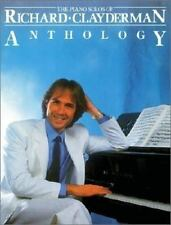 Richard Clayderman - Anthology: Piano Solo (Paperback or Softback)