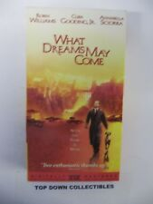 What Dreams May Come,  Robin Williams, Cuba Gooding, Jr.   VHS Movie
