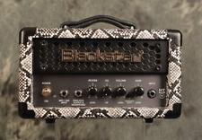 Blackstar HT-1RH 1 Watt Tube Guitar Amp Head LTD Edition White Snakeskin HT-1
