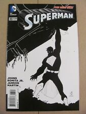Superman #33 DC New 52 John Romita 1:25 Variant 9.6 Near Mint+