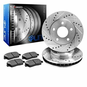 For 2014-2016 BMW 535d Brake Rotor 84943NM 2015