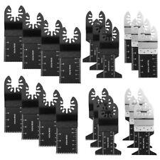 20X Oscillating Multi Tool Blades Saw Blade Wood Metal Cutter for Dewalt Fein
