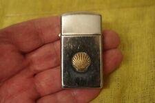 Zippo lighter. Shell advertising. 1959. See photos.