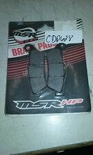 NEW  MSR BRAKE PADS REAR BMW 850 97-00 1100 RT REAR 96-00 MANY MORE (451)