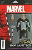 Marvel Comics What If? Thor  #1 B 2018 NM FREE COMBINED SHIPPING