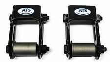 ATS Springs Chevy/GMC S10 Leaf Spring Shackle Kit (Replaces 722-028)