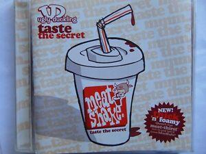 Ugly Duckling - Taste The Secret - CD - FREE POST
