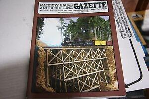 NARROW GAUGE & SHORT LINE GAZETTE ISSUE    9/10  2009   EXCELLENT