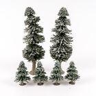 Life-Like Trains Super Giant Winter Trees Unused with Original Box Item No. 1970