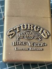 """Sturgis Bike Week Limited Edition """"Old 1938 Rally"""" sealed, new."""