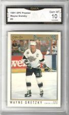 1991-92 OPC Premier #3 Wayne Gretzky UER | Graded GEM MINT 10 | Los Angeles King