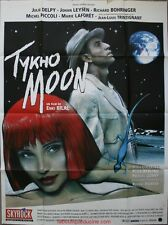 TYKHO MOON Affiche Cinéma / Movie Poster ENKI BILAL Richard Bohringer