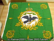 Banderas bandera estandarte verde Prusia premium - 150 x 150 cm