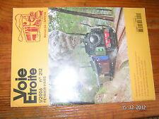 * Voie Etroite n°212 241 P17 Tramway Dijon Tramway Val de Seine