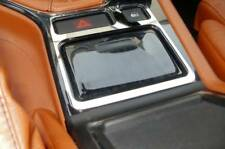 D BMW e39 CROMO QUADRO PER FRECCE INTERRUTTORE/Ascher-acciaio inox lucidato