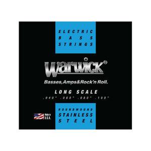Warwick 40210-ML4 - Jeu de cordes basse électrique - Médium light 40-100