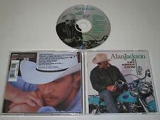 ALAN JACKSON/A LOT ABOUT LIVIN'(ARISTA 18711-2) CD ALBUM