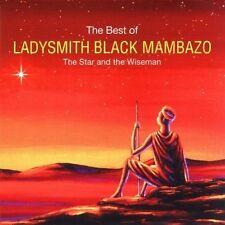 Ladysmith Black Mambazo Best of-The star and the wiseman [CD]