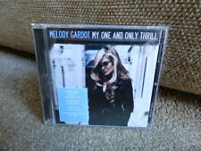 MELODY GARDOT - MY ONE AND ONLY THRILL (ORIGINAL 2009 'ENHANCED' CD)