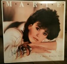 Marie Osmond Signed Autographed 'I Only Wanted You' Record Album - w/COA