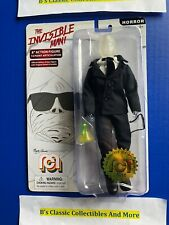 "The Invisible Man Mego 8"" Retro Figure Horror New"