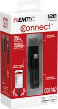 CLE EMTEC USB 3.0 128Go POUR PC APPLE IPHONE IPAD IPOD avec connecteur lightning
