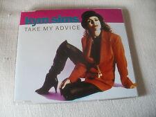 KYM SIMS - TAKE MY ADVICE - OLD SKOOL DANCE CD SINGLE