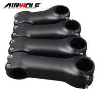 Full carbon fiber stem for road mtb bike stems 31.8*70/80/90/100/110/120/130mm