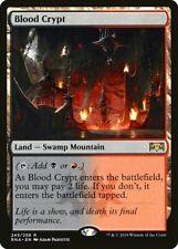 1X FOIL Blood Crypt MTG Magic RAVNICA ALLEGIANCE 245/259