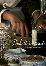 Babette's Feast Brand (DVD, 1987, Criterion Collection) New
