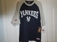 MLB BASEBALL NEW YORK YANKEES STITCHES SHIRT NEW WITH TAG