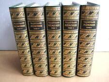 Ch.-M. TALLEYRAND : MEMOIRES 5 TOMES. Ed. JEAN DE BONNOT 1967 PRINCE DE BENEVENT