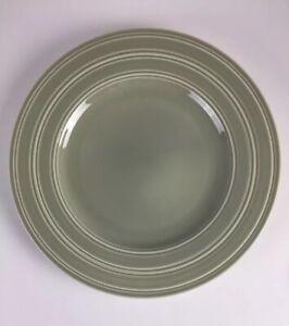 "1 Wedgwood JASPER CONRAN Casual Green 11"" Dinner Plates (4 avb)"