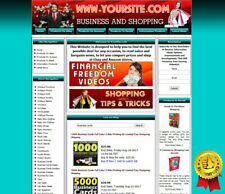 Business Money Making Store Affiliate Website Amazongoogle Adsense
