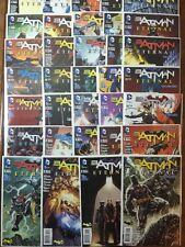Batman Eternal: The New 52 - 1-50 Missing #45,51,52. Near Complete