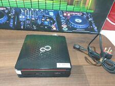 E923 Fujitsu ESPRIMO Q520 mini PC 2.60GHz G3220t 4GB ram 320gb hdd Windows 10