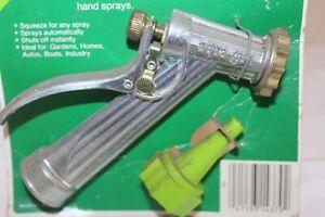 Vintage Melnor Water Hose Sprayer Nozzle