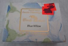5 Bars Camille Beckman Blue Willow French Milled Gentle Cleansing Soap 3.75 ozs