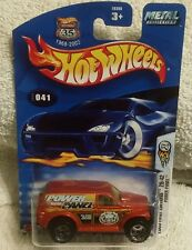 Hot Wheels 2003 First Editions Power Panel 29/42