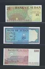 Afrique Ancien Mali Soudan Lot de 3 billets différents  en état NEUF   Lot N° 1