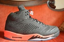 VNDS Nike Air Jordan 5 Retro 3lab5 Infrared Black Red Size 14 599581 010