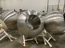 """New listing 48"""" O'Hara Coating Pan Stainless Steel for Pharmaceutical or Candy"""